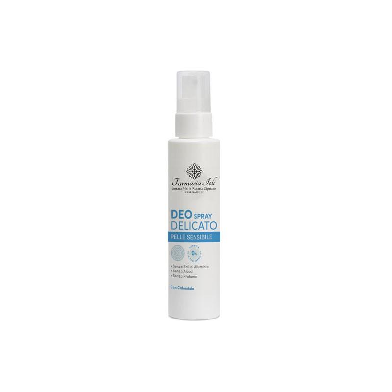 Deo spray delicato pelle sensibile