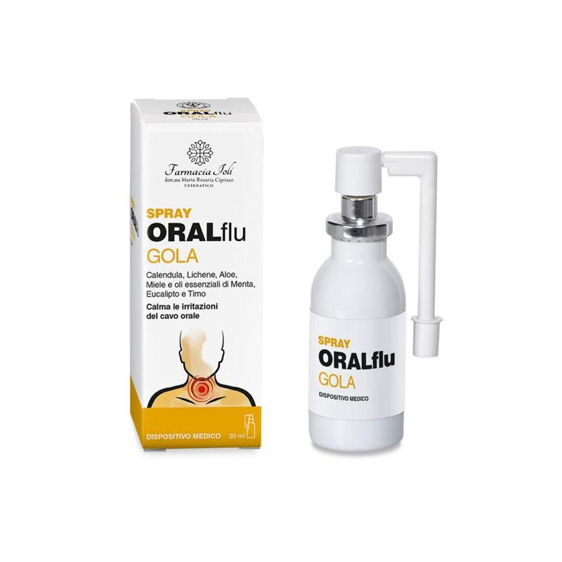 Spray ORAL flu gola