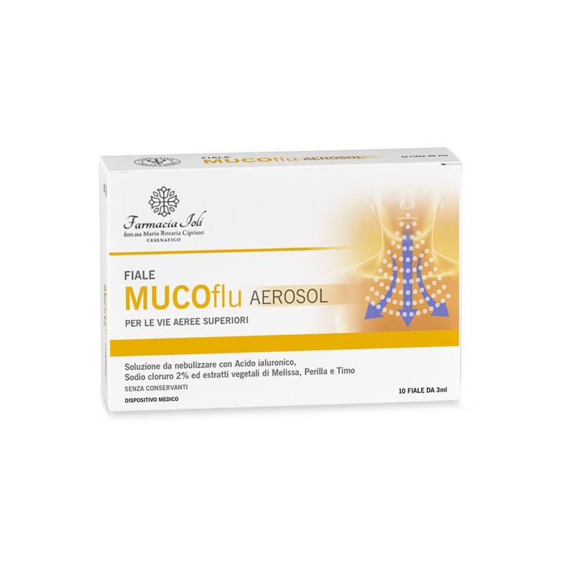 Fiale mucoflu Aereosol