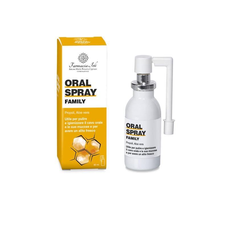 Oral Spray family