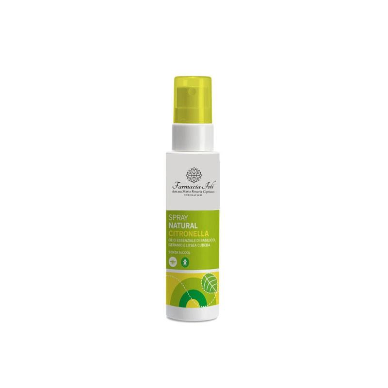 Spray natural citronella