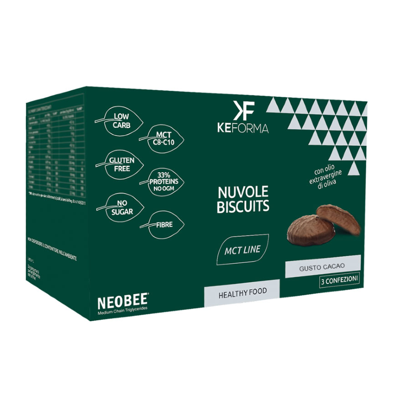 NUVOLE BISCUITS CACAO