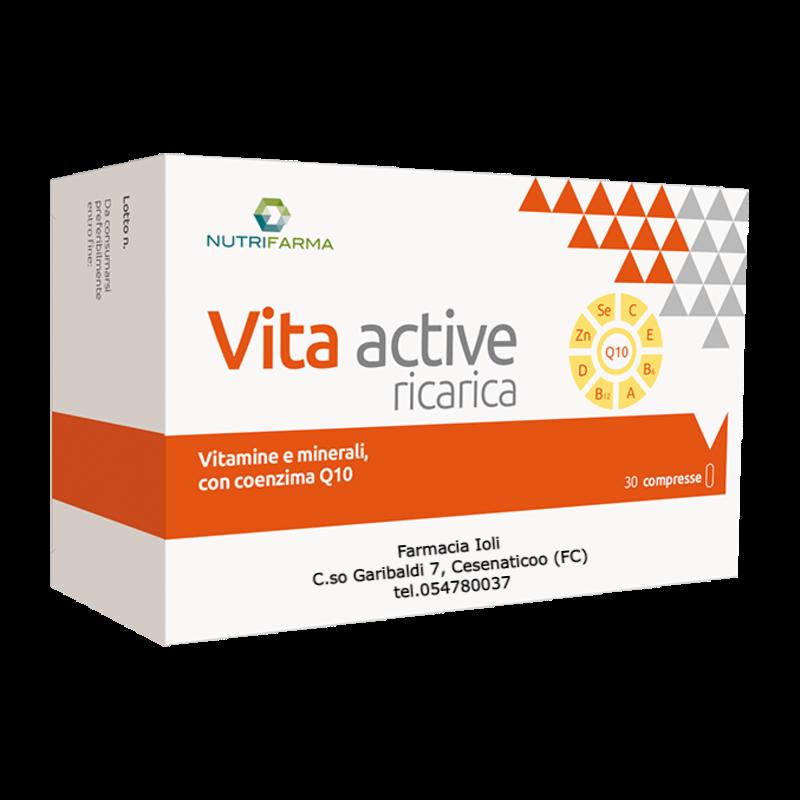 Vita active ricarica