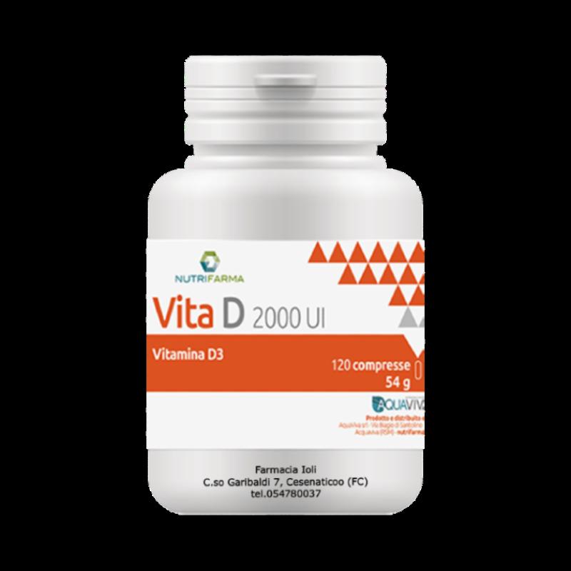 Vita D 2000 capsule