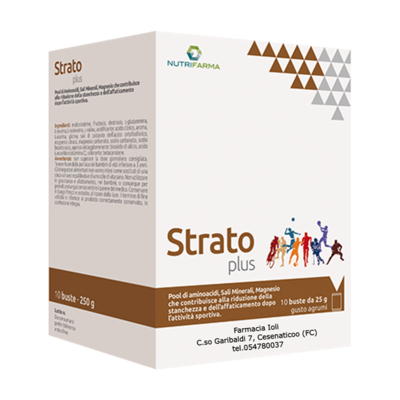 Strato Plus 24bs